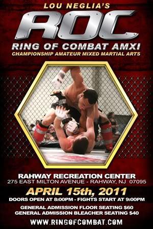 Ring of Combat AM 11