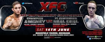 XFC Australia 21