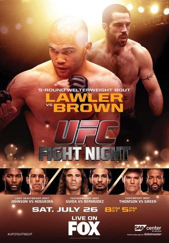 UFC on FOX 12