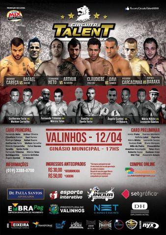Circuito Talent de MMA 8