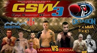 Gala Sportów Walki 3