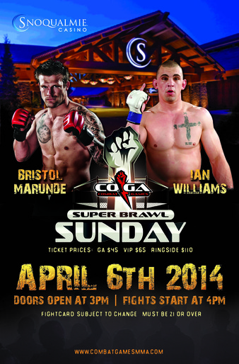 Super Brawl Sunday