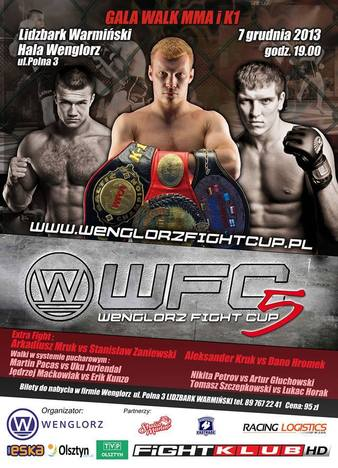 Wenglorz Fight Cup 5