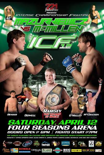 Intense Cage Fighting 12
