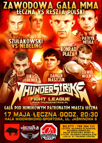 Thunderstrike Fight League 4
