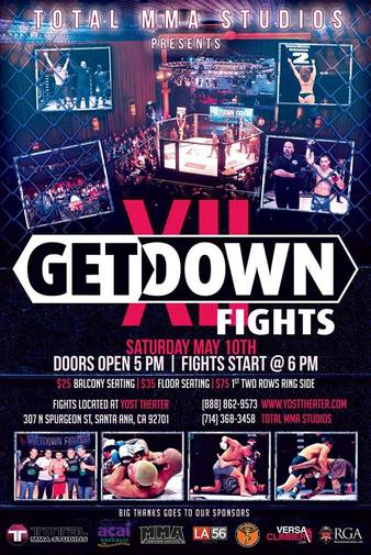 Get Down Fights 12