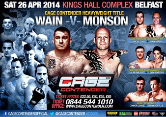 Cage Contender 18