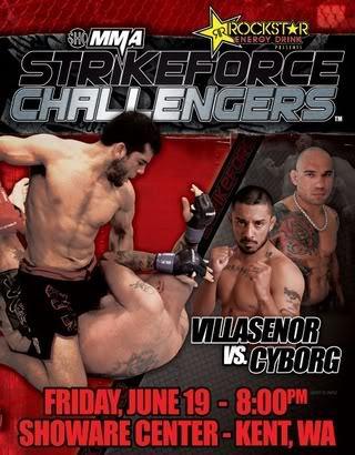 Strikeforce Challengers 2