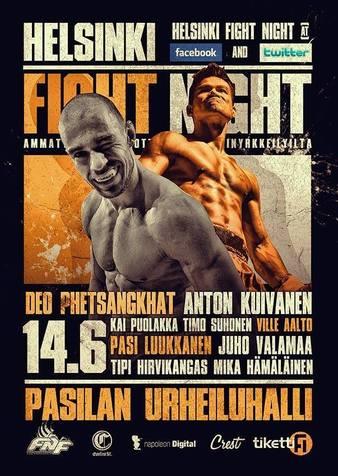 Helsinki Fight Night