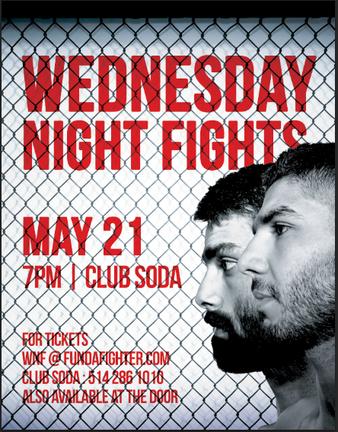 Wednesday Night Fights 2