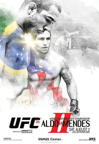 UFC 176