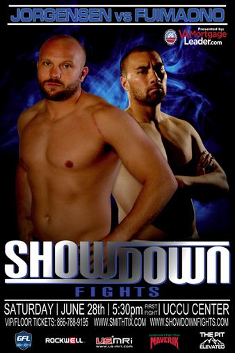 Showdown Fights 14