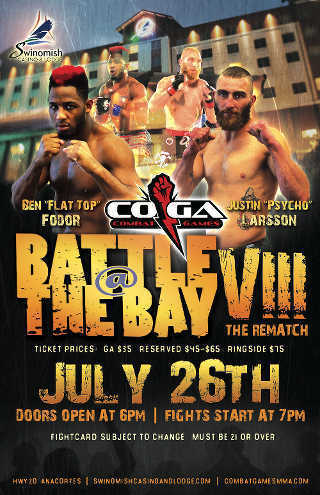 Battle at the Bay 8