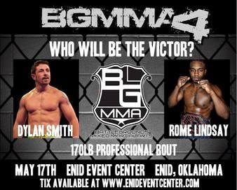 BattleGrounds MMA 4
