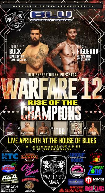 Warfare FC 12