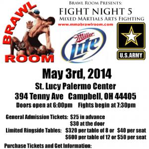 St. Lucy's Fight Night 5