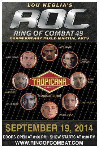 Ring of Combat 49