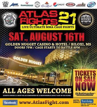 Atlas Fights 21