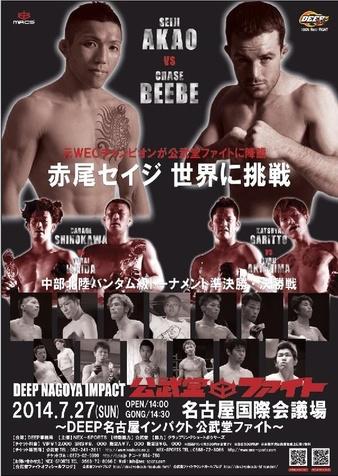DEEP Nagoya Impact 2014