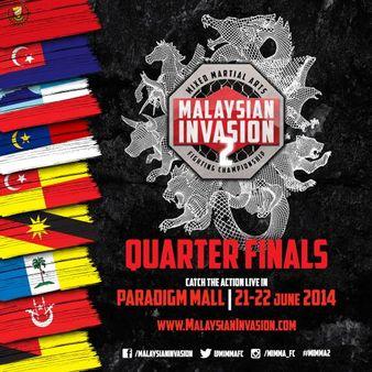 Malaysian Invasion 2