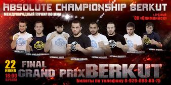 Absolute Championship Berkut 9