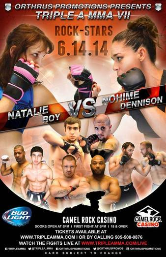 Triple A MMA 7