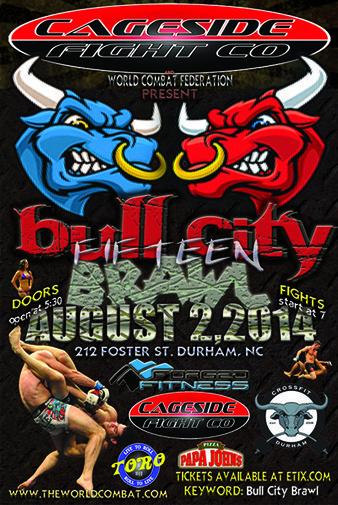 Bull City Brawl 15