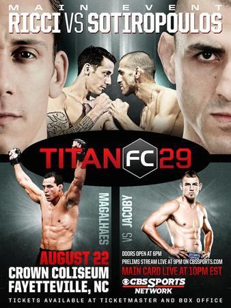 Titan FC 29