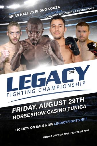 Legacy FC 34