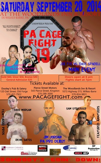 PA Cage Fight 19