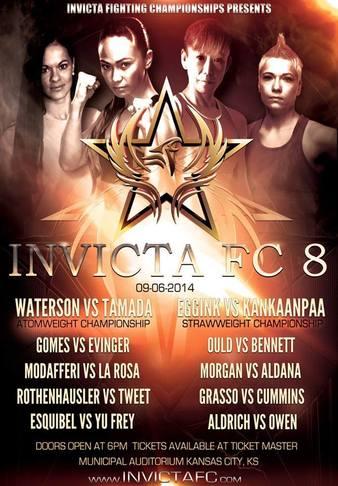 Invicta FC 8