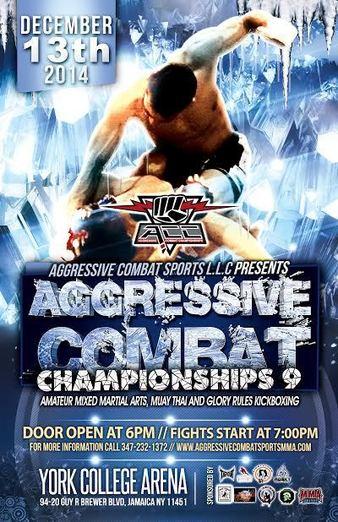 Aggressive Combat 9