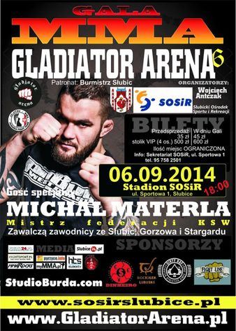 Gladiator Arena 6