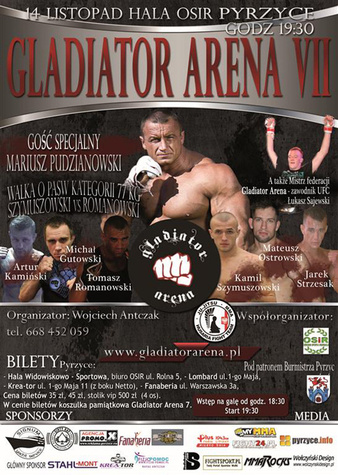 Gladiator Arena 7