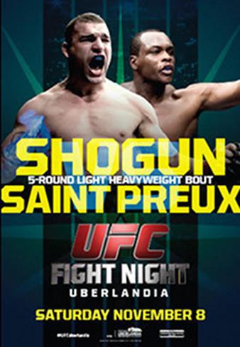 UFC Fight Night 56