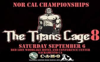 The Titans Cage 8