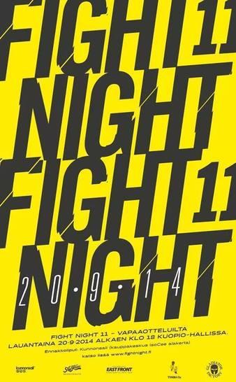 Lappeenranta Fight Night 11