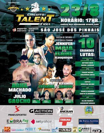 Circuito Talent de MMA 11
