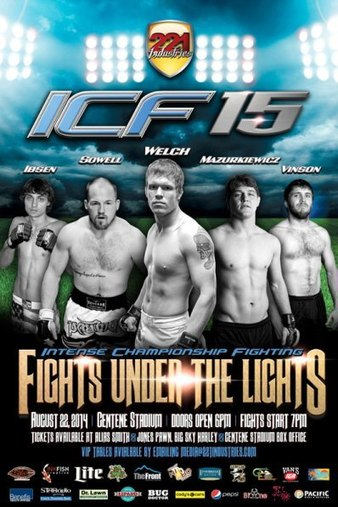 Intense Cage Fighting 15