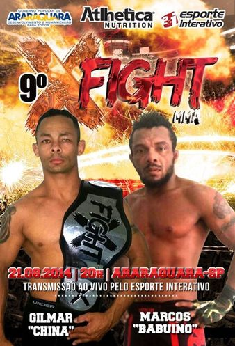 X-Fight MMA 9
