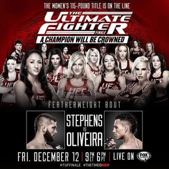 The Ultimate Fighter 20 Finale