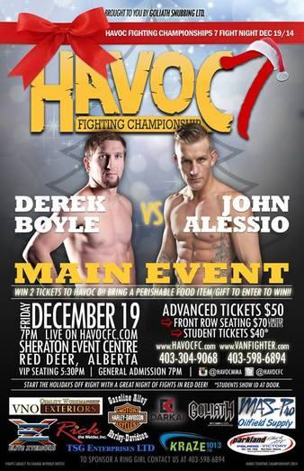 Havoc FC 7