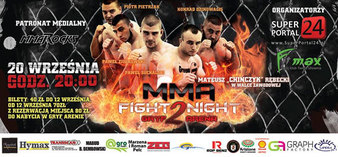 Fight Night Gryf Arena 2