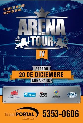 Arena Tour 4