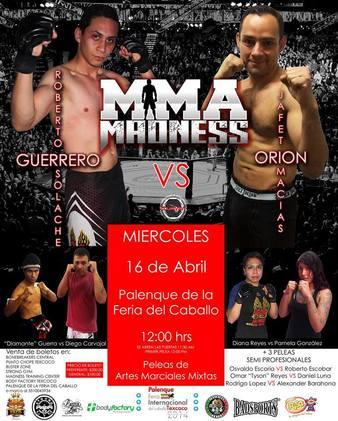 MMA Madness 1