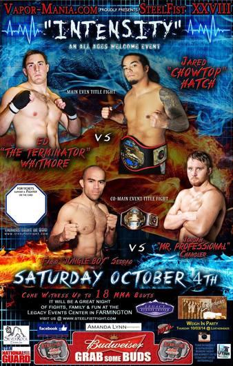 SteelFist Fight Night 28