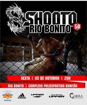 Shooto Brasil 50