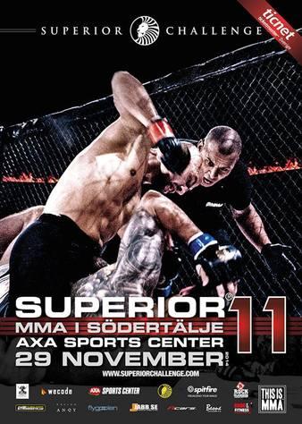 Superior Challenge 11