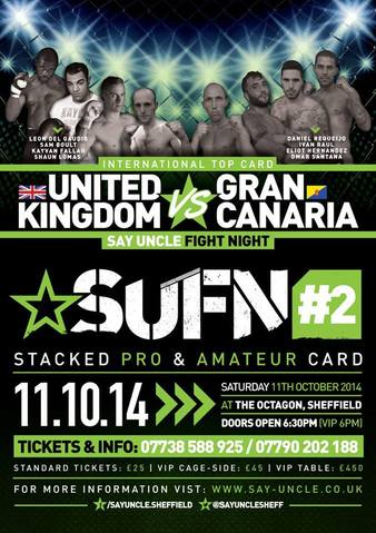 Say Uncle Fight Night 2