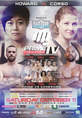 Prime Fighting 4
